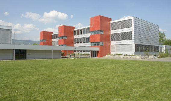 Sanierung <br>Oberstufenzentrum Derendingen