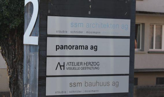 SSM Architekten AG<br>Standort Solothurn