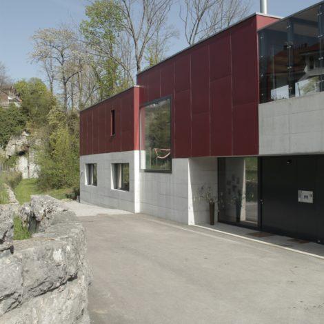 Einfamilienhaus <br>Solothurn