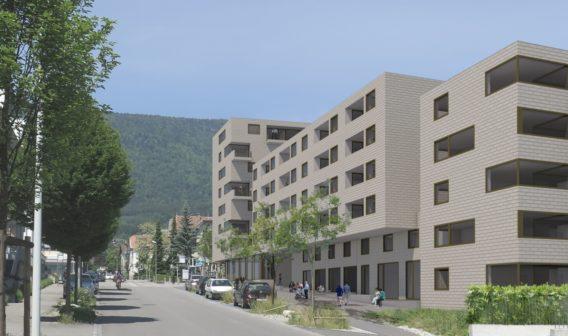Girardstrasse <br>Grenchen