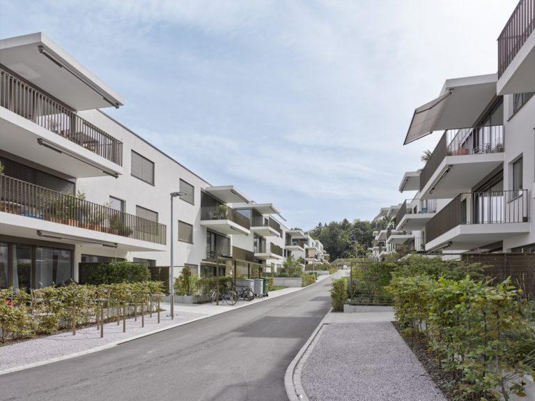 Wohnüberbauung Kleinholz<br>Olten