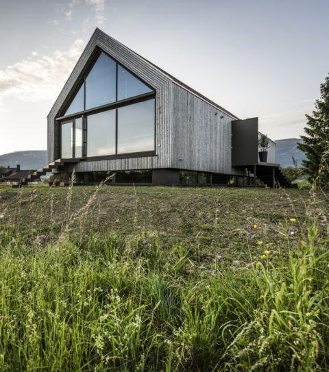 Einfamilienhaus<br>Lüsslingen