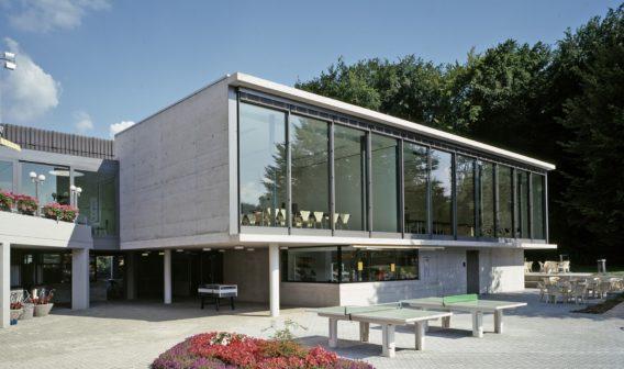 Erweiterung <br>Sportzentrum Zuchwil
