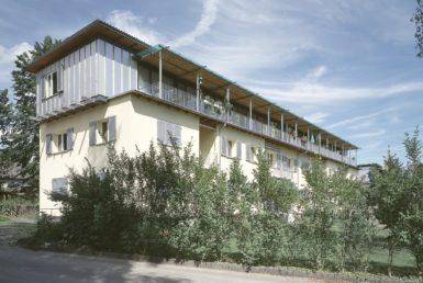 Sanierung Wohnsiedlung Hofmatt<br>Solothurn
