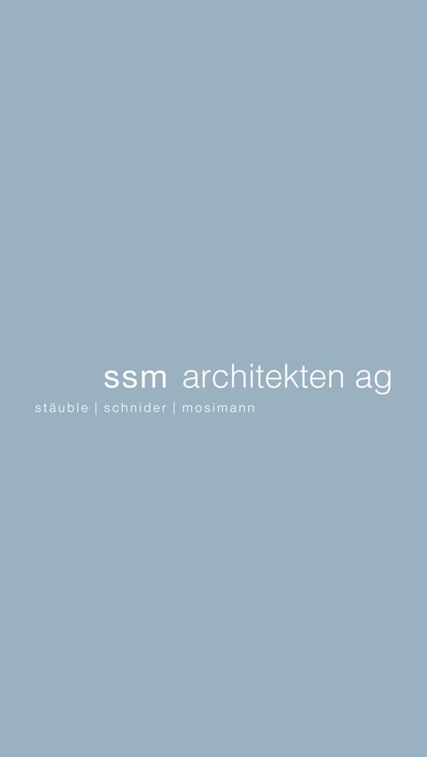 ssm architekten ag<br>Solothurn