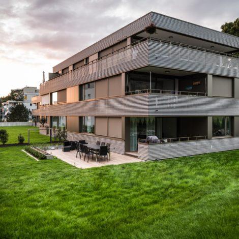 Wohnüberbauung Weidpark<br>Steffisburg