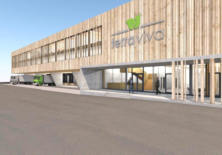 Neubau Terraviva AG<br>Kerzers