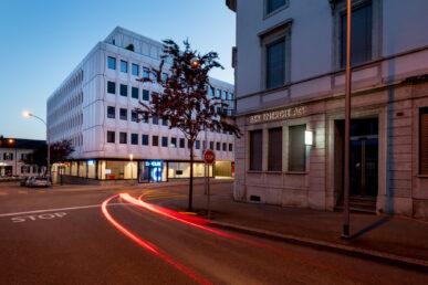 Sanierung Fassade<br>Westbahnhofstrasse Solothurn