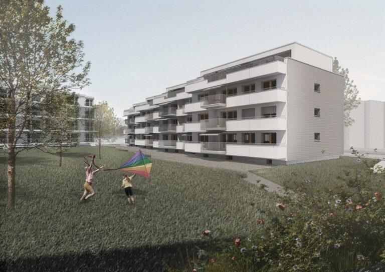 Sanierung Schützenmattstrasse<br>Solothurn