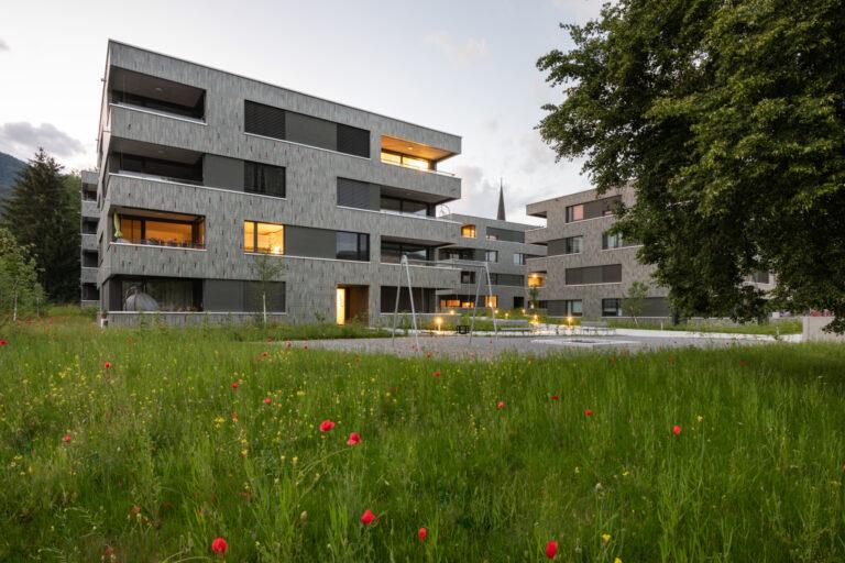 Wohnüberbauung Quadro<br>Wangen bei Olten